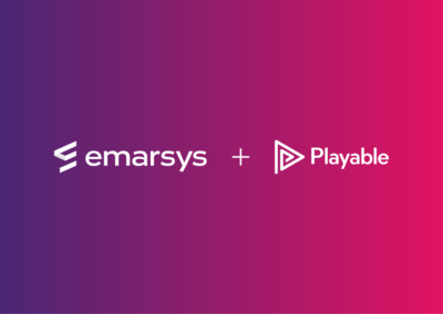 How to embed video in email with Emarsys and Playable