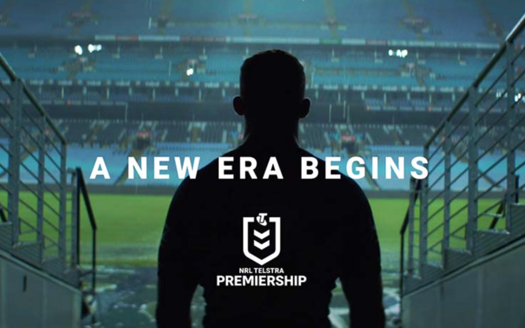 Video Email of the Month – NRL Telstra Premiership Launch 2019