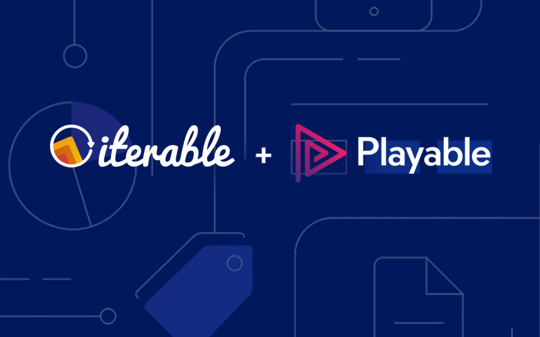 Iterable partners with Playable for Video Email